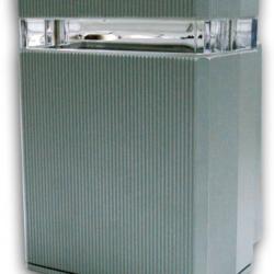 Aplique rectangular 4x1W IP65
