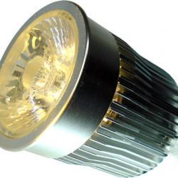Lámpara 3 Leds Cree Hew 7W con Lente Colimadora