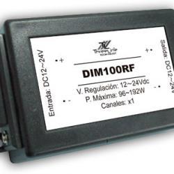 Regulador tensión continua 12/24Vdc 100W