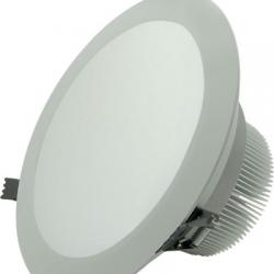 Aro Empotrable LEDS 1x30W (Downlight LED)