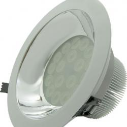 Aro Recessed LEDS reflec 18x1W (Downlight LED)
