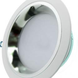 Aro Empotrable LEDS con Reflector de 25W (Downlight LED)