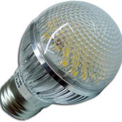 Bombilla 60 Ultra bright leds de 5mm