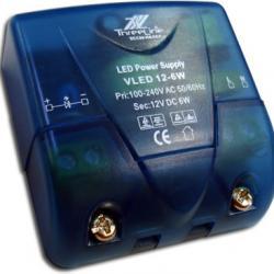 Fuente de alimentación conmutada 12V/6W IP20