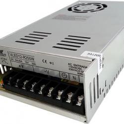Fuente de alimentación conmutada 12V/250W IP20