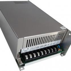 Fuente de alimentación conmutada 12V/500W IP20