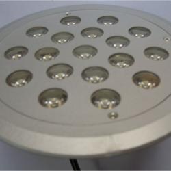 SERIE TG LED Downlight, Cuerpo Aluminio, óptica Transparente 2 PIN 21x21W