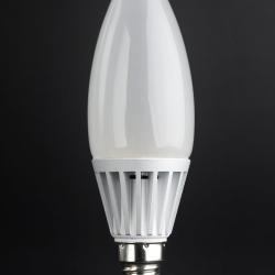 SERIE MG LED Bombilla óptica policarbonato opal E14 x 4,5W