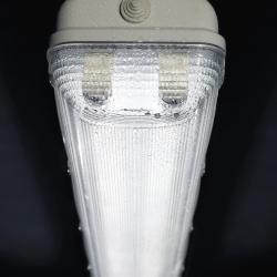 Nix lampshade estanca G13 T26 1x18W balastro Magnético