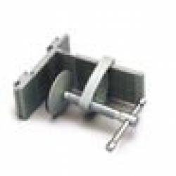 SDIV Mordaza de Fijación para un espesor máximo de 60mm negro