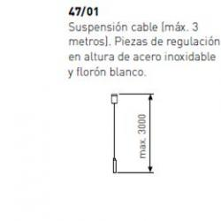 Flying Surface Accessory Set of suspension cable 3 meters