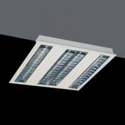 luminary Polivalente G5 T5 HE 4x14W Darklight Brillo