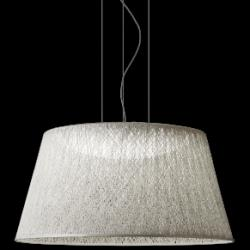 Wind Pendant Lamp ø120cm 1x2GX13 60W - Fibra of Glass white