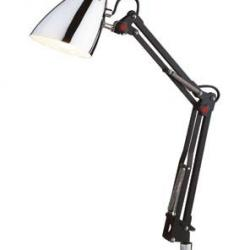 Reading Lamp Balanced-arm lamp 2 Chrome/Black
