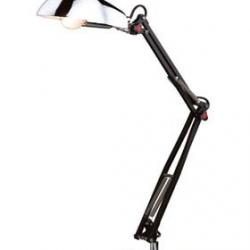 Reading Lamp Balanced-arm lamp 3 Chrome/Black