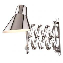Wall Lamp 1 Wall Lamp Extensible Chrome