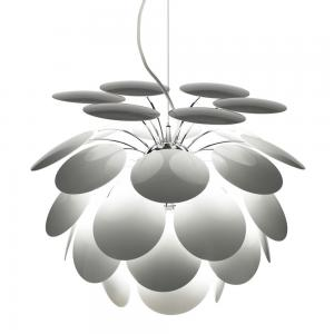 Imagen 1 de Discocó 35 Pendant lamp ø35cm White