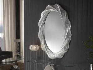 Imagen 1 de Gaudi espejo Ovalado 125x84cm - Pan de Plata