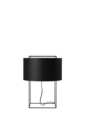 Metalarte lewit m40 structure table lamp white 457502500 for Table th structure