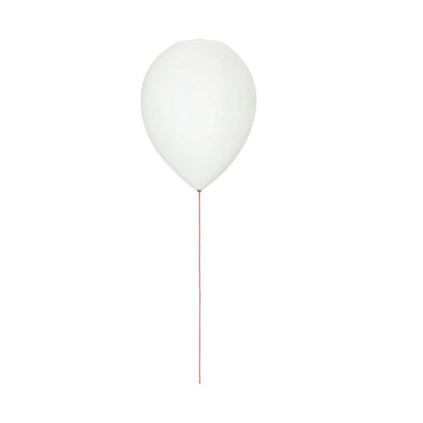 Imagen 1 de Balloon T 3052 plafonnier 26cm E27 20w blanc