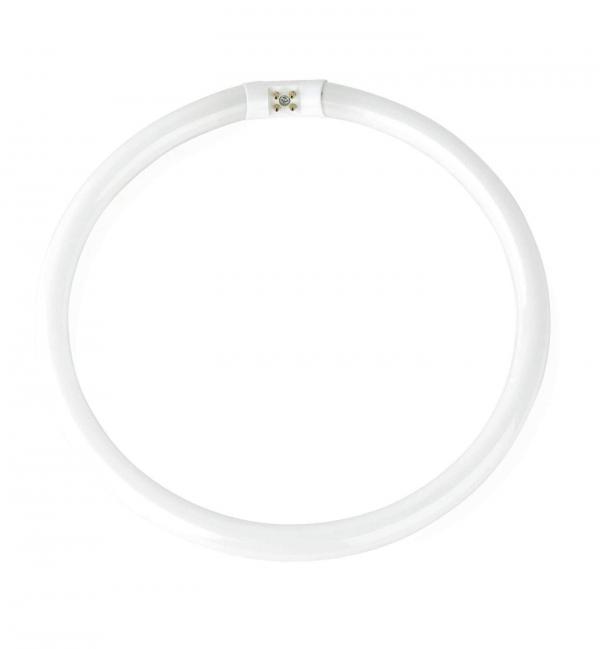 Faro tubo fluorescente bajo consumo t5 2gx13 15852 for Tubo fluorescente circular 32w