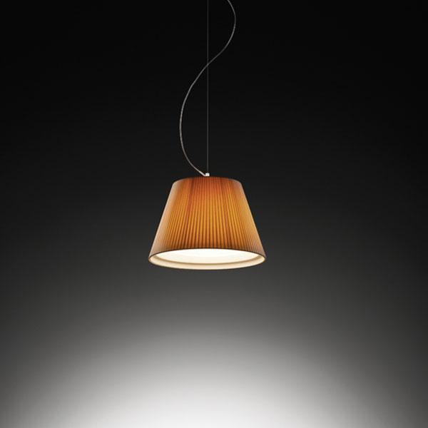 Imagen 1 de Nolita Cotton 25 Pendant lamp Cotton Ribbon ø25cm Off-white