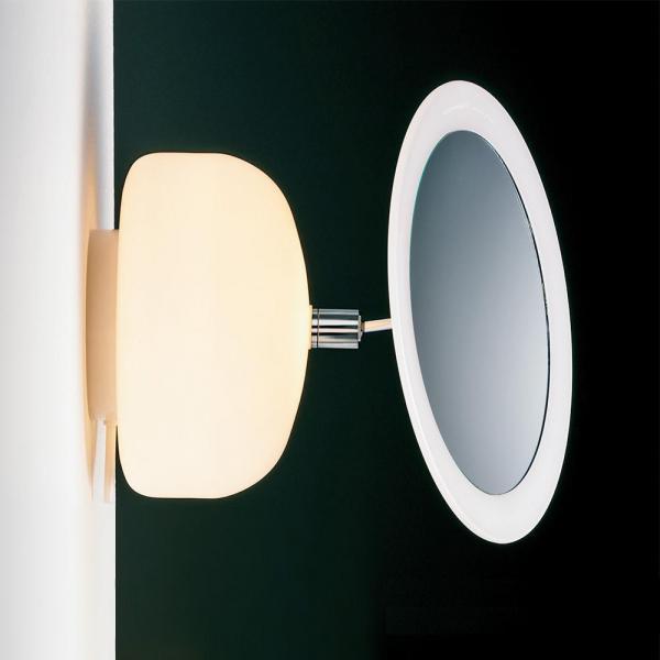 Marset espejito espejito wall lamp white a76 001 for Espejito espejito