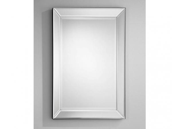 Schuller espejo rectangular marco espejo 310517 l mparas for Espejo rectangular con marco