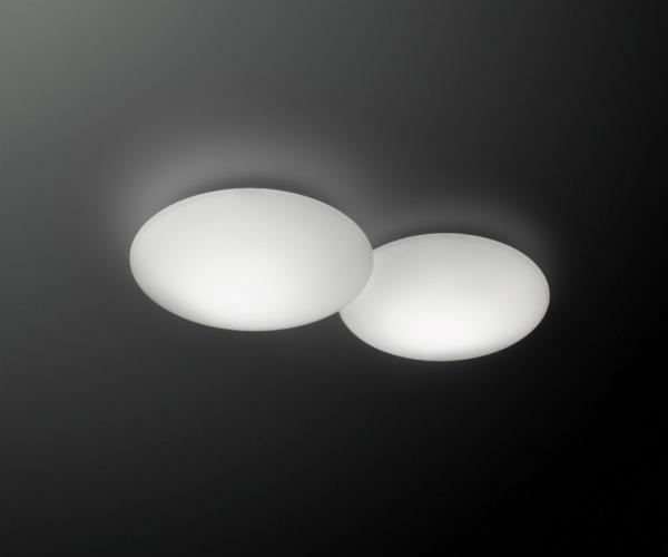 Imagen 1 de Puck Plafón Doble 2xG9 48w Blanco