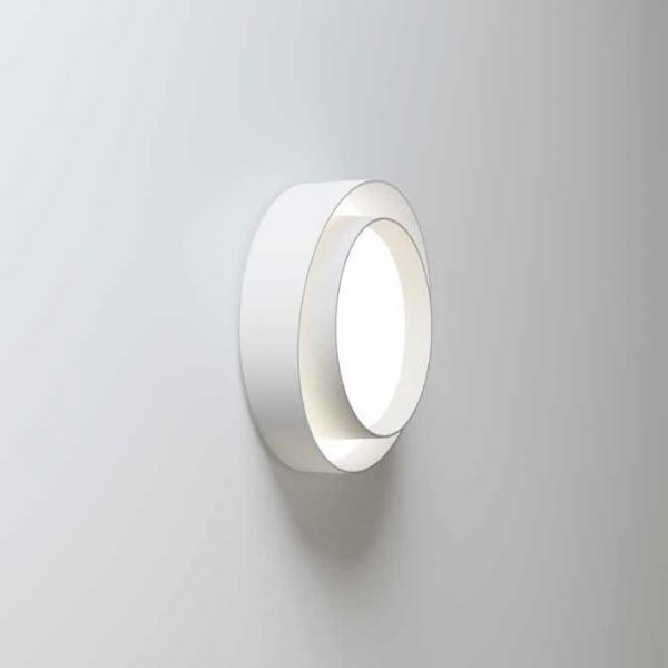 Imagen 1 de Centric ceiling lamp ø32cm (6cm) 1xLED 15,2W + 2xLED 4W dimmable - Lacquered white matt