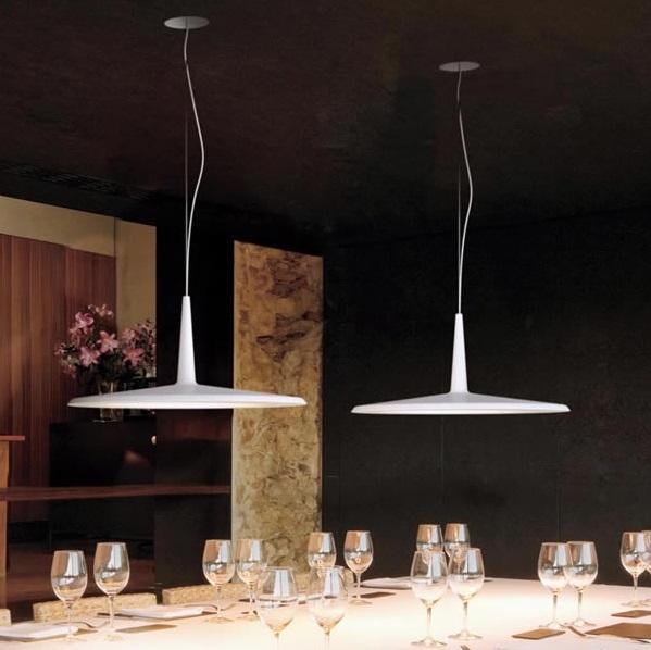vibia skan suspension de surface 60cm 0275 03 l mparas de dise o. Black Bedroom Furniture Sets. Home Design Ideas