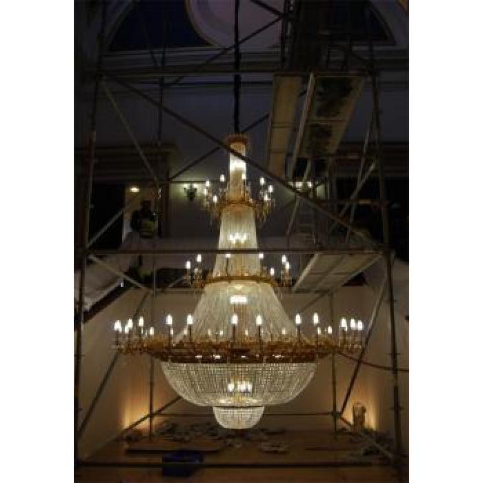 Imagen 1 de Lámpara de Vidro Monumental Bau300x400