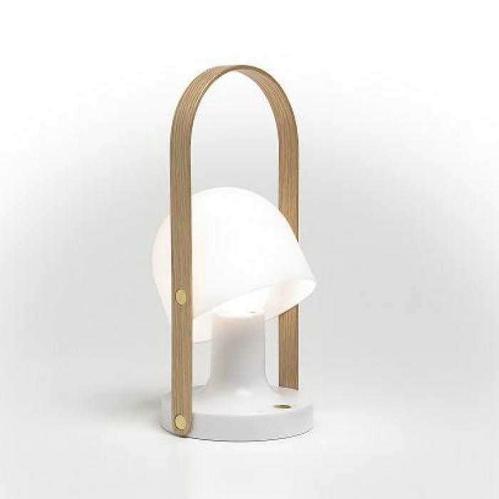 Imagen 1 de Follow Me Lampe portative LED 3,2W 2700K 240lm Blanc