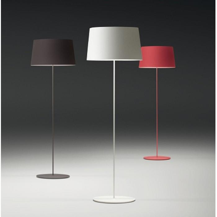 vibia warm stehlampe lampenschirm fibra glas 4906 06 l mparas de dise o. Black Bedroom Furniture Sets. Home Design Ideas