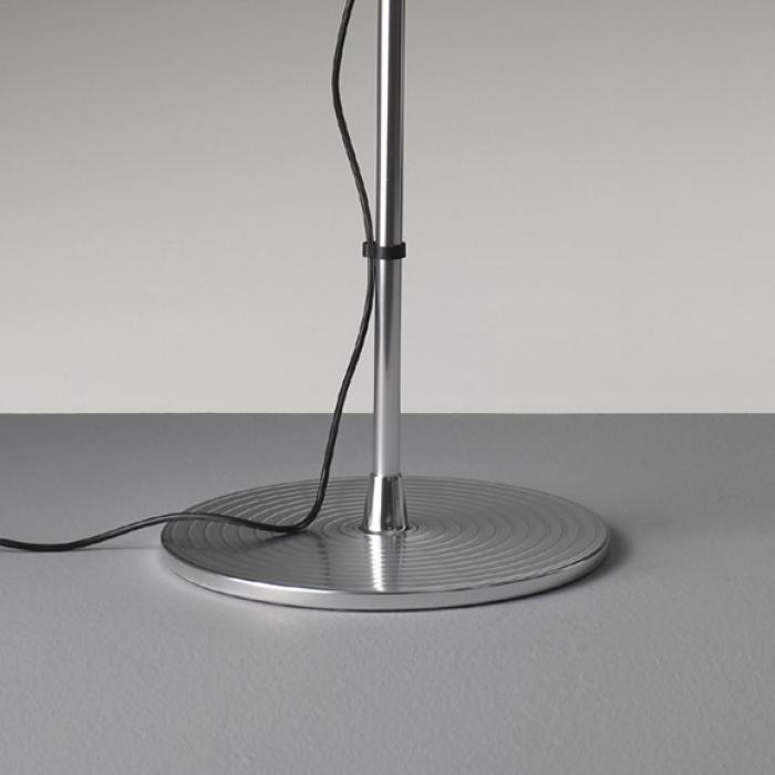 Imagen 1 de Tolomeo Mega Terra (accesorio) Base y Asta - Aluminio
