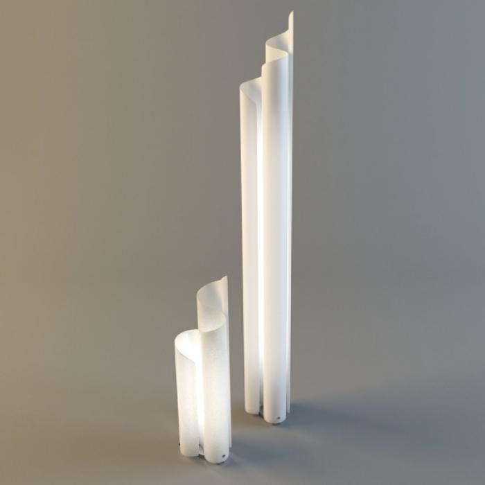 Imagen 1 de Chimera lámpara of Floor Lamp (FL) opal