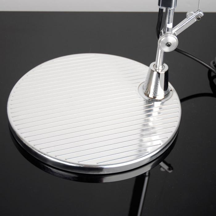 Imagen 1 de Tolomeo (Accessory) base Table Lamp 18,5cm for Tolomeo Midi - Aluminium