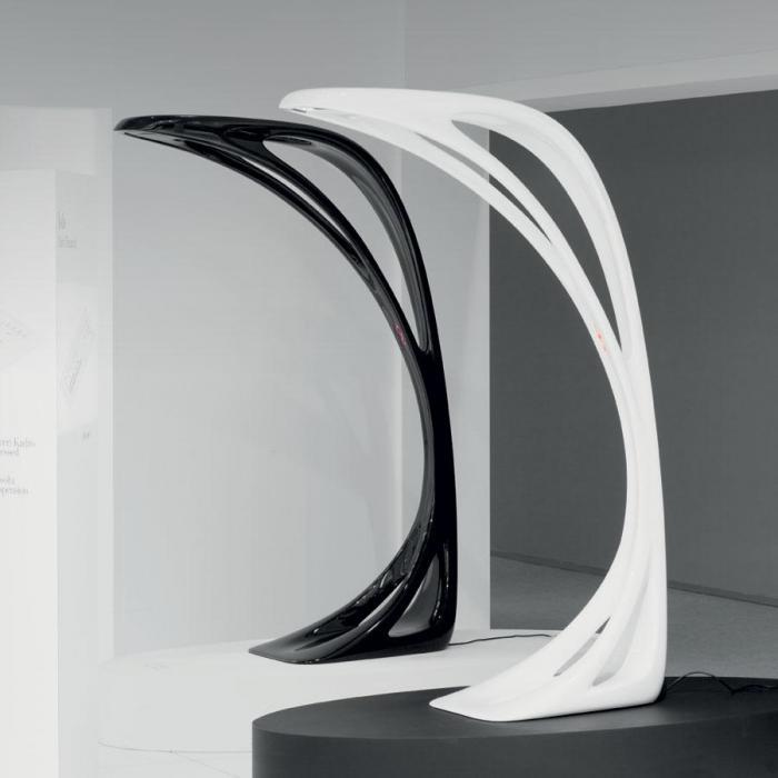 Imagen 1 de Genesy lámpara de Pie Halógena blanco