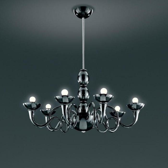 Imagen 1 de Pantalica Pendant lamp Black