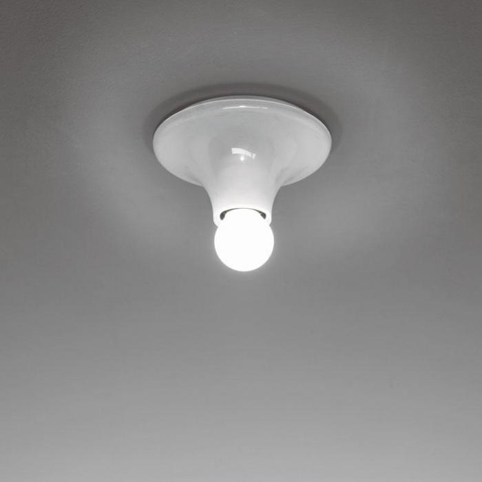 Imagen 1 de Teti Wall lamp ø14x7cm E27 30W White