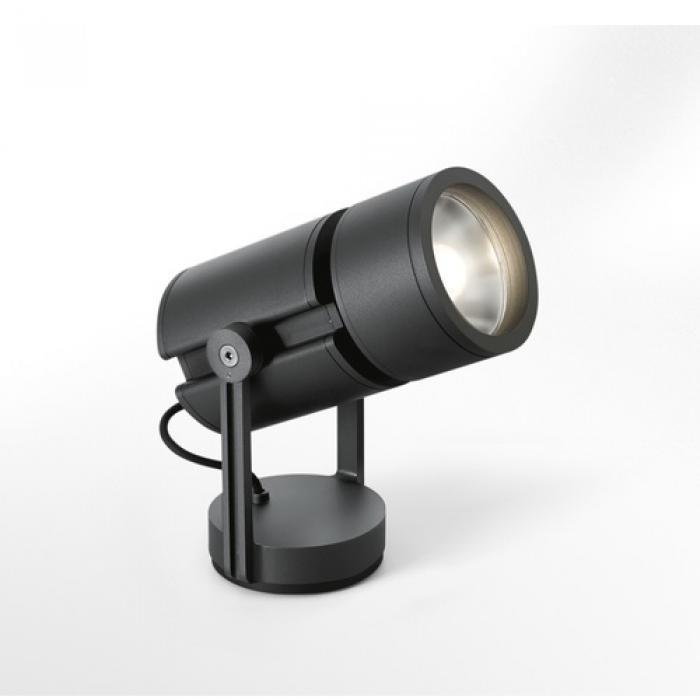 Imagen 1 de Cariddi 30 proyector LED 3000K 10° gris antracita