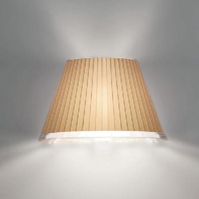 Imagen 1 de Choose Applique IP23 Structure Gris Aluminium Diffuseur pergamino