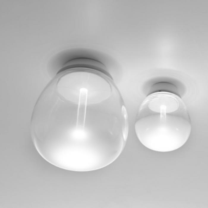 Imagen 1 de Empatia 16 Aplique/Plafón 11w LED 19x16cm Blanco