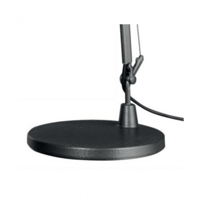 Imagen 1 de Tolomeo (Accessory) base Table Lamp 18,5cm for Tolomeo Midi Grey anthracite