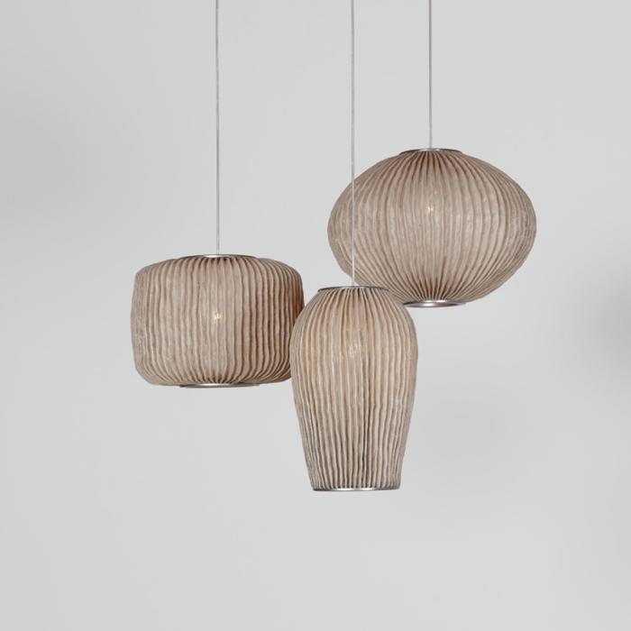 Imagen 1 de Coral Pendant Lamp composition 3 parts