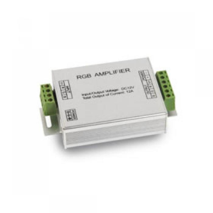 Imagen 1 de AMPLIFIER RGB 12V/200W