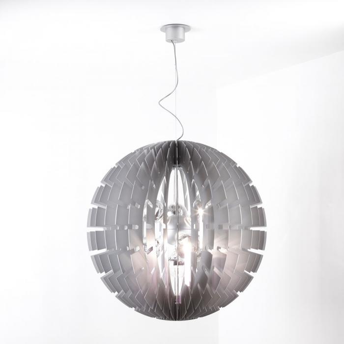Imagen 1 de Helios 60 Lámpara Colgante E14 7x60w Metal
