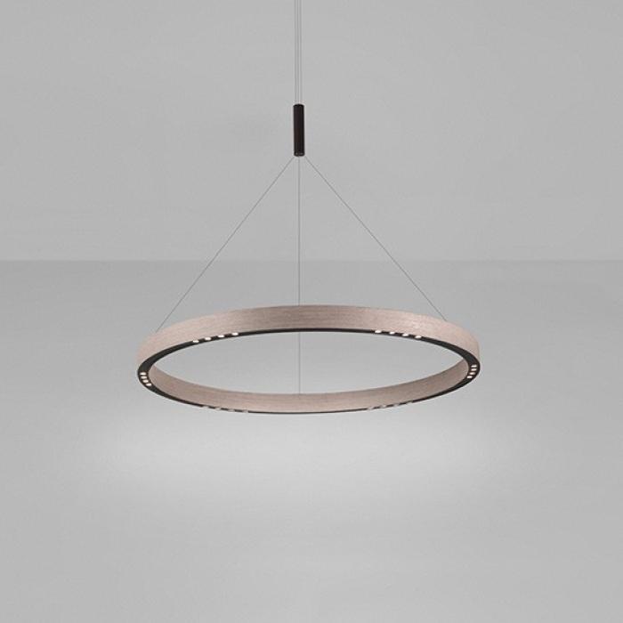 Imagen 1 de R2 S60 Lámpara colgante LED 3x18W Madera roble natural