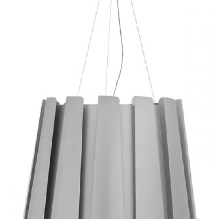 Imagen 1 de Twist XL Pendant Lamp ø60cm Halogenuros white