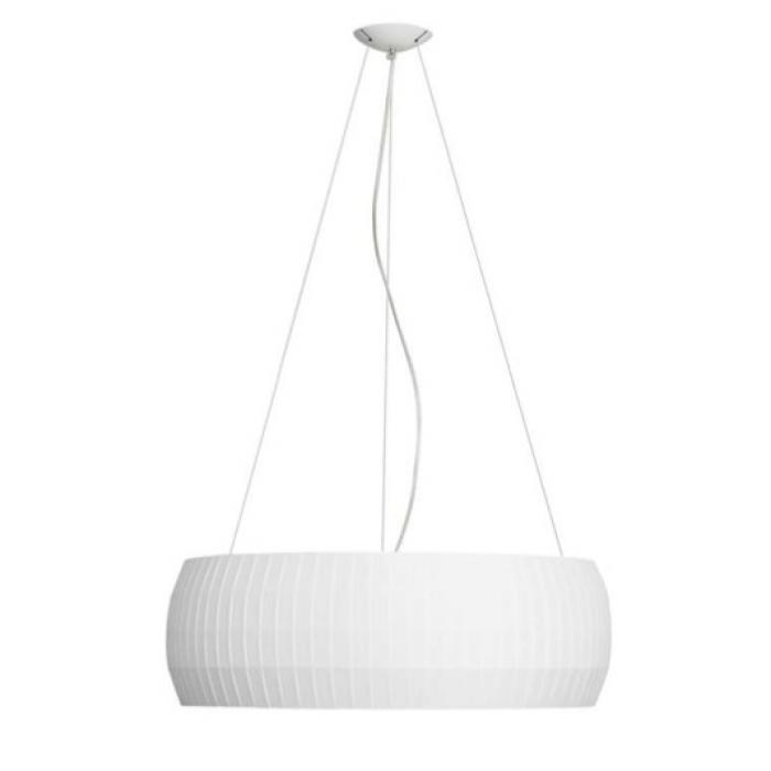 Imagen 1 de Isamu Pendant Lamp ø118cm lampshade Roja